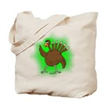 Gamma Infused Turkey Tote Bag