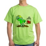 Rhinos Green T-Shirt