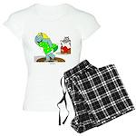 Rhinos Women's Light Pajamas