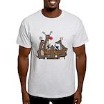 Reindeer Games Light T-Shirt