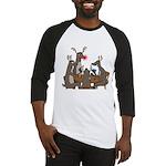 Reindeer Games Baseball Jersey