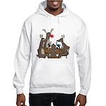 Reindeer Games Hooded Sweatshirt