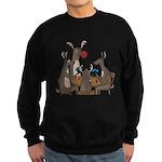 Reindeer Games Sweatshirt (dark)