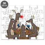 Reindeer Games Puzzle
