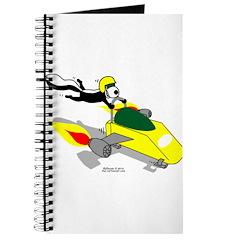 Skunk Sledding Journal