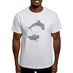 Shark Jumping Light T-Shirt