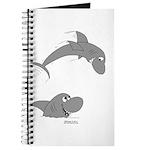 Shark Jumping Journal