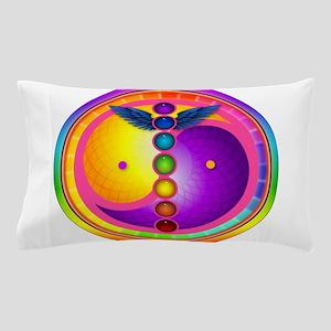 chakra_mandala Pillow Case