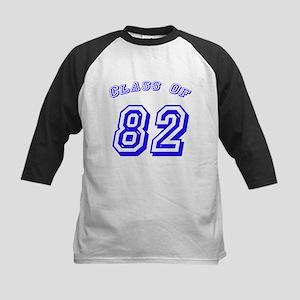 Class Of 82 Kids Baseball Jersey