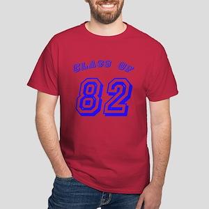 Class Of 82 Dark T-Shirt