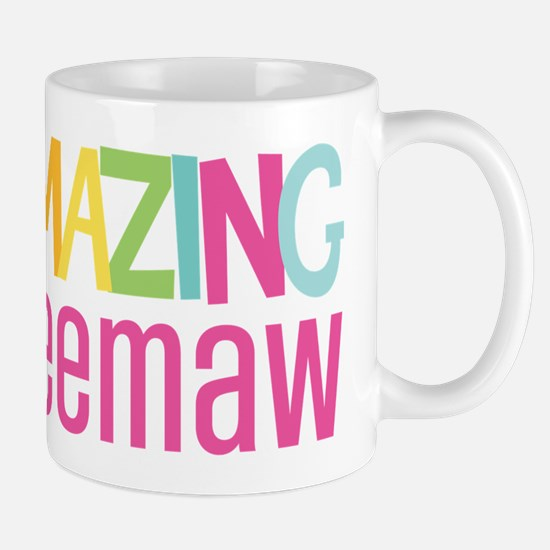 Amazing Meemaw Mugs