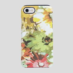 spring watercolor floral dai iPhone 8/7 Tough Case