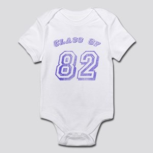 Class Of 82 Infant Bodysuit