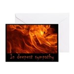 You're going to hell greeting card