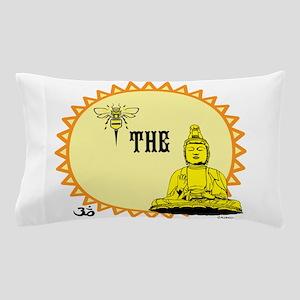 Bee the Buddha Pillow Case