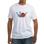 Bowling Fitted T-Shirt