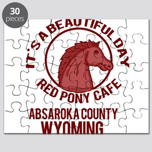 Red Pony Cafe Puzzle