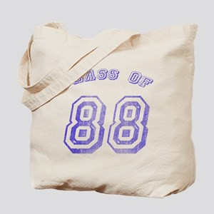 Class Of 88 Tote Bag