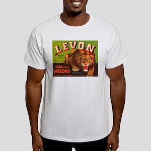 Levon Melons Ash Grey T-Shirt