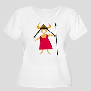 Hilda Plus Size T-Shirt