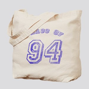 Class Of 94 Tote Bag