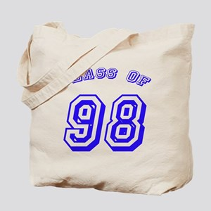 Class Of 98 Tote Bag