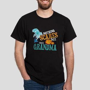 Grandma Halloween Dark T-Shirt