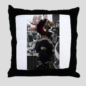 Zulu Walker 2007 1 Throw Pillow