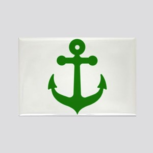 Green Anchor Magnets