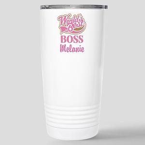 Boss Personalized Gift Travel Mug