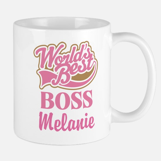 Boss Personalized Gift Mugs