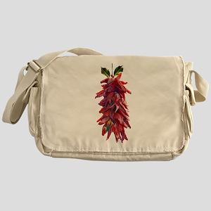 Southwest Mistletoe - Chile Pepper Messenger Bag