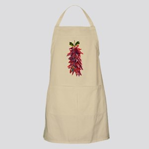Southwest Mistletoe - Chile Pepper Ristra w Apron