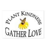 Plant Kindness Gather Love Postcards (Package of 8