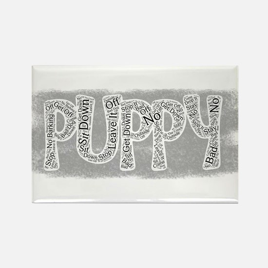 All things puppy! Magnets