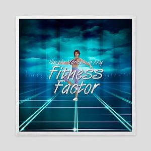 Fitness Factor Queen Duvet