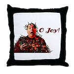 O Joy! Throw Pillow