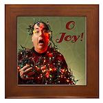 O Joy! Framed Tile