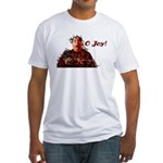 O Joy! Fitted T-Shirt