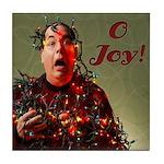 O Joy! Tile Coaster