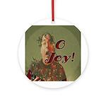O Joy! Ornament (Round)
