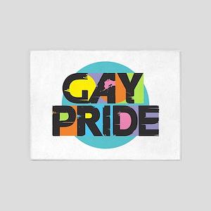Gay 5'x7'Area Rug