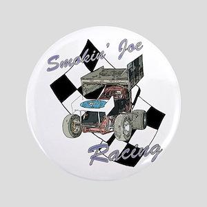 "96 Smokin' Joe Racing 3.5"" Button"