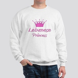 Lebanese Princess Sweatshirt