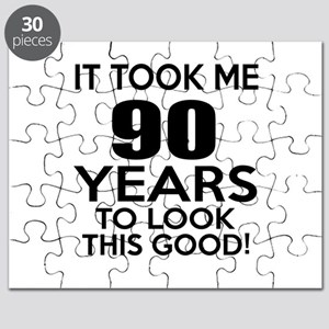 It Took ME 90 Years Puzzle