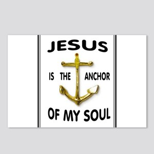 SOUL ANCHOR Postcards (Package of 8)