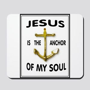 SOUL ANCHOR Mousepad