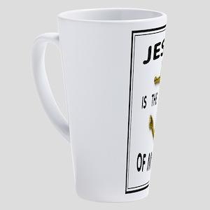 SOUL ANCHOR 17 oz Latte Mug