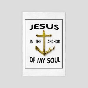 Soul Anchor 4' X 6' Rug