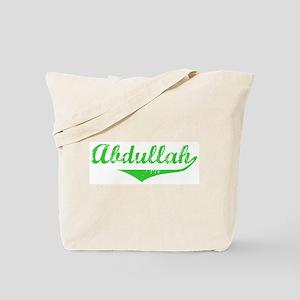 Abdullah Vintage (Green) Tote Bag
